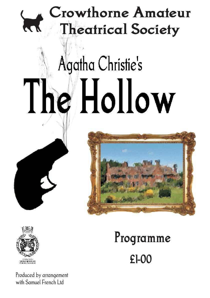 Calaméo - The Hollow programme