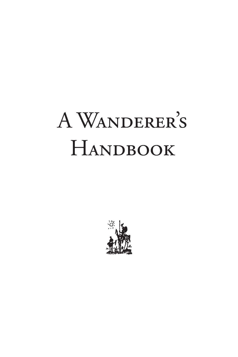Calaméo - A Wanderer's Handbook