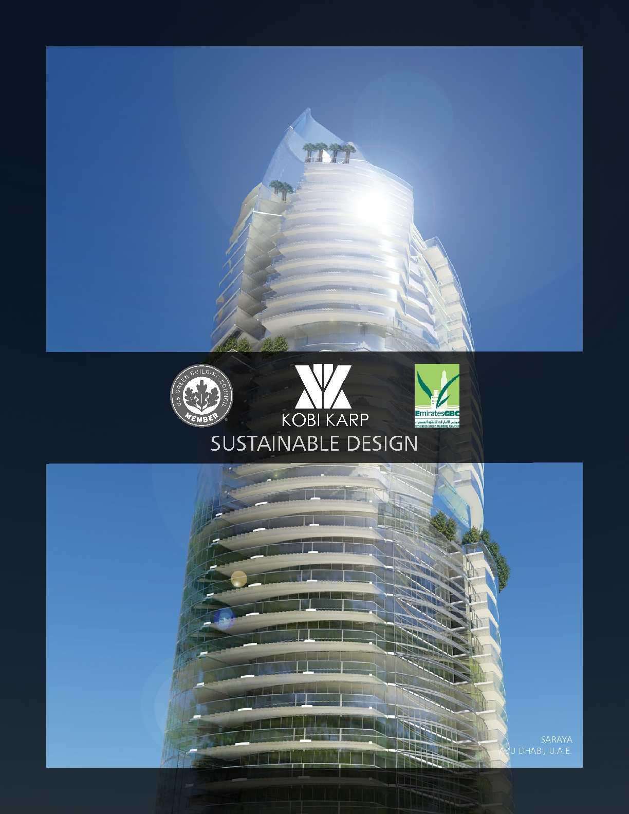 kobi karp architecture and interior design inc