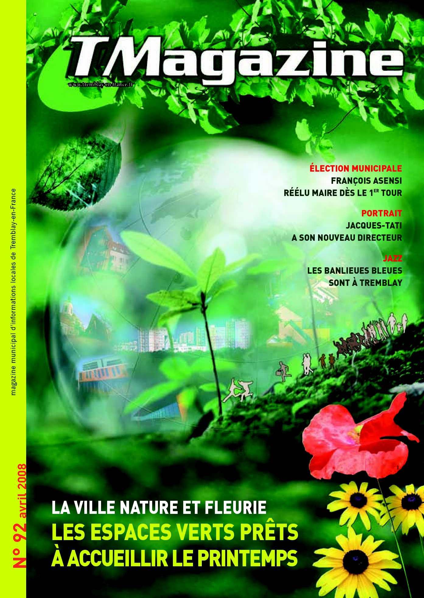 Calaméo - Tremblay Magazine n°92 - Avril 2008 2b9ef1fd30f
