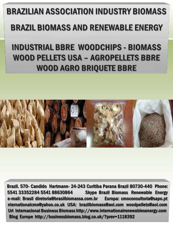 Calaméo - Brazil Biomass Business WoodChips Pellets Briquette