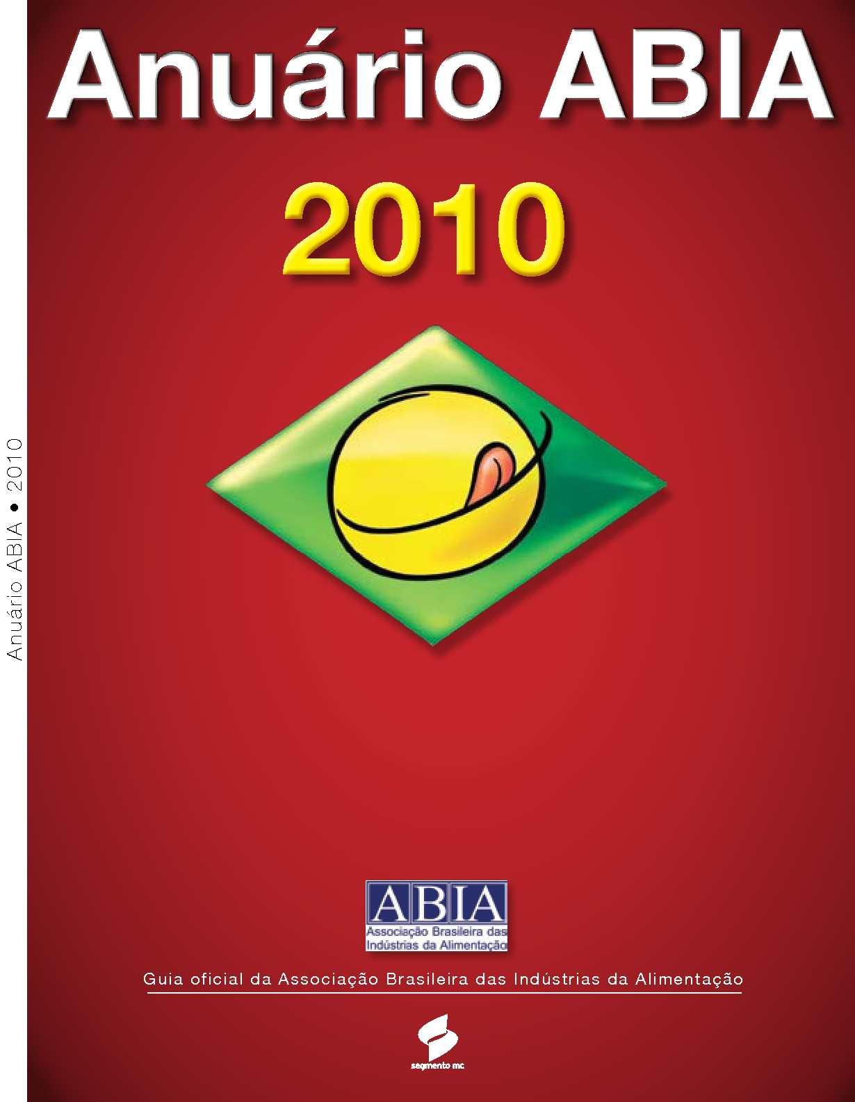 d08b2a4ed Calaméo - Anuário ABIA 2010