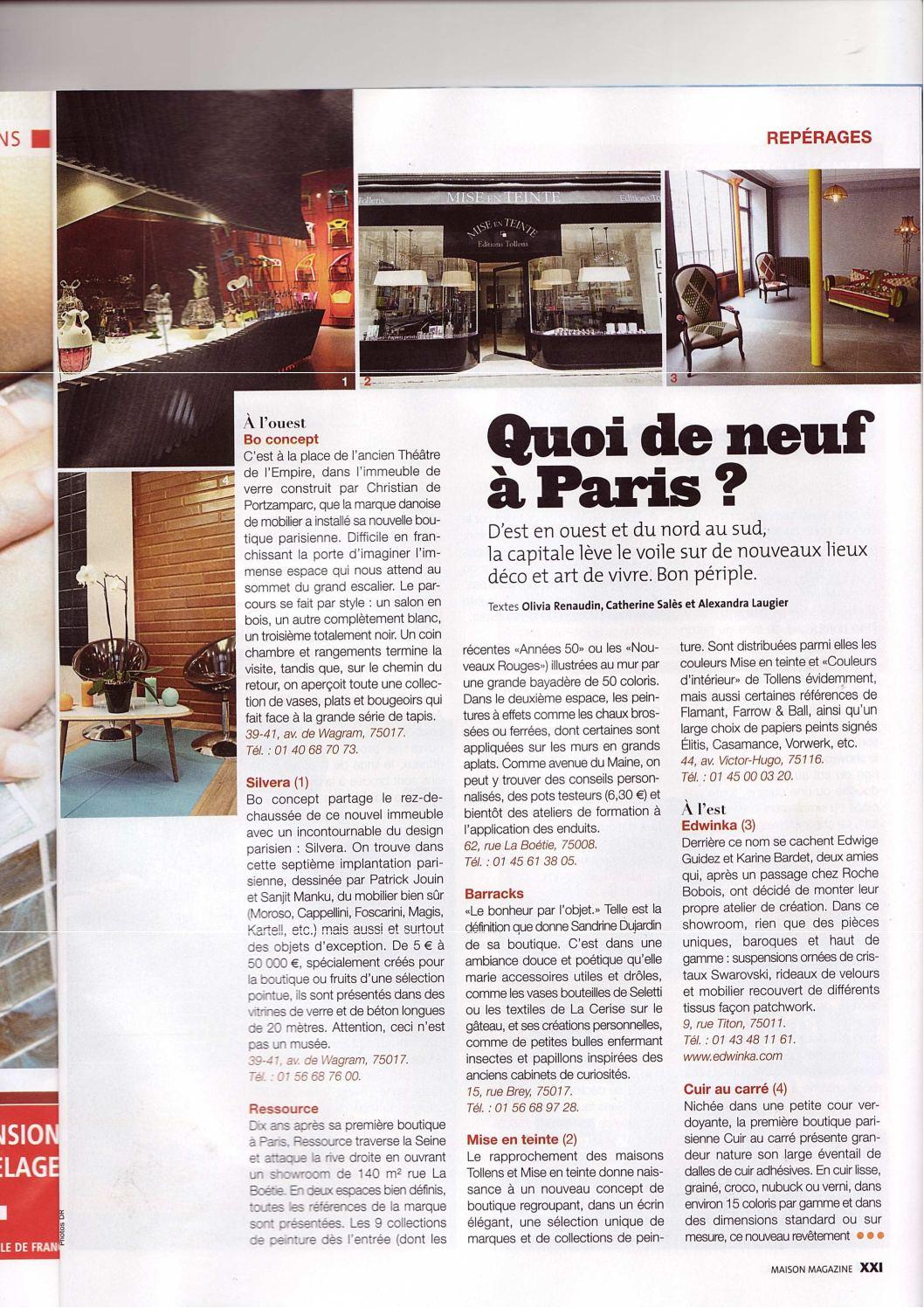 Maison Du Nord Magazine calaméo - 10.1.maison magazine septembre-octobre 2009