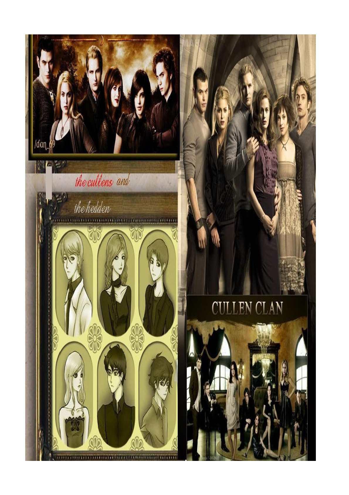Twilight fanfic rencontres en ligne