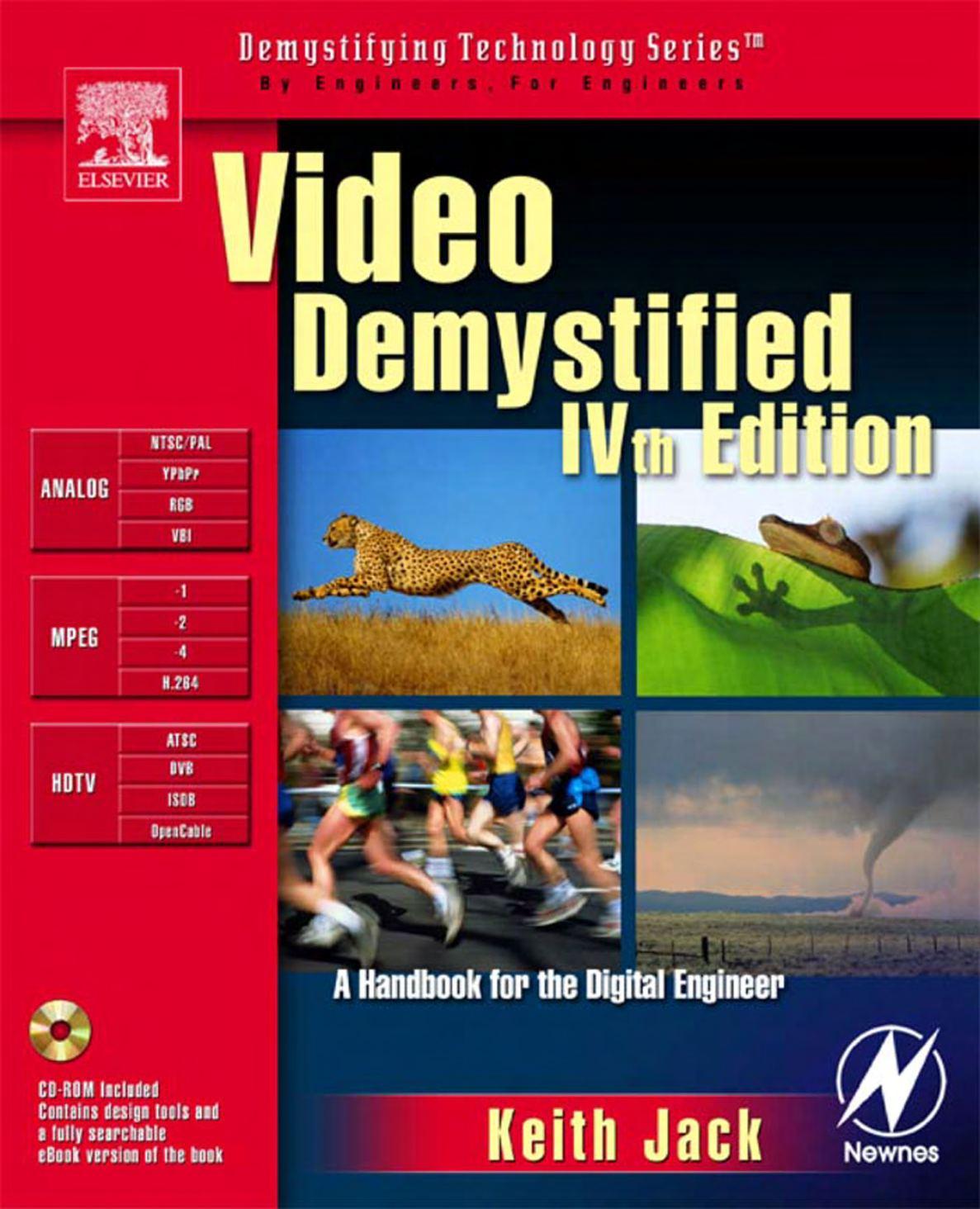 Array - calam  o   video demystified 4th edition   keith jack  rh   calameo com