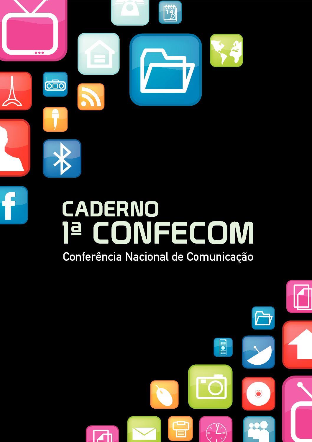Calaméo Relatório Final Da 1ª Conferência Nacional De