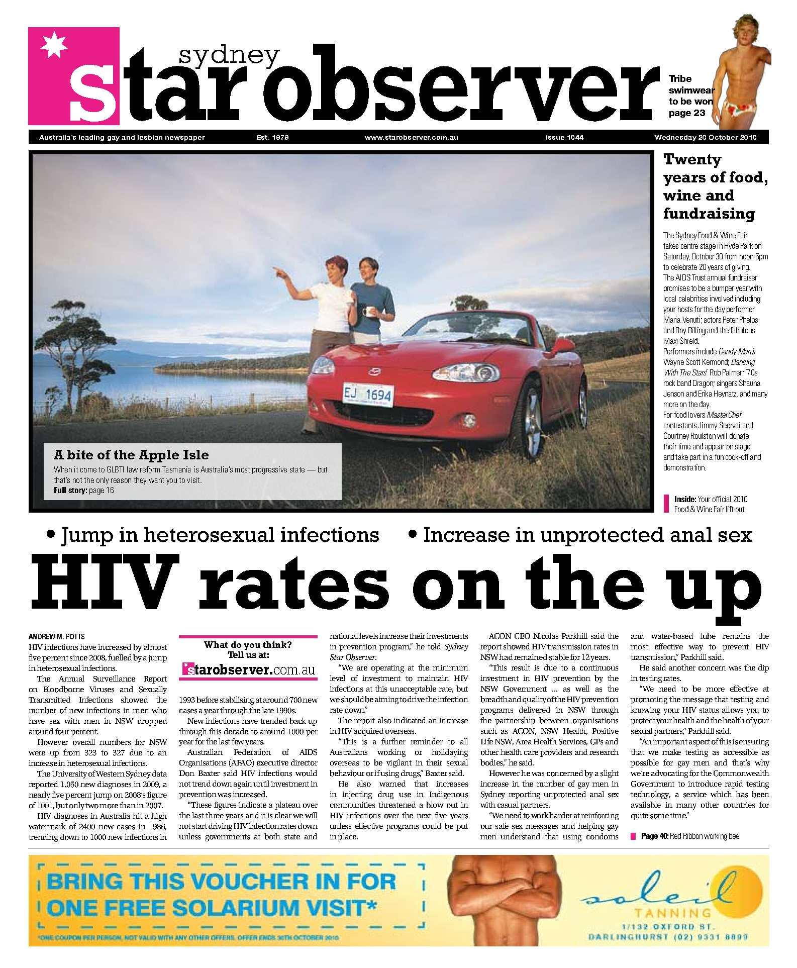 Calaméo - Sydney Star Observer issue 1044