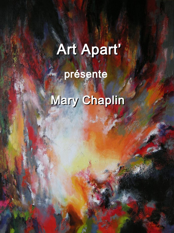 Mary Chaplin Artiste Peintre calaméo - catalogue mary chaplin - art apart'