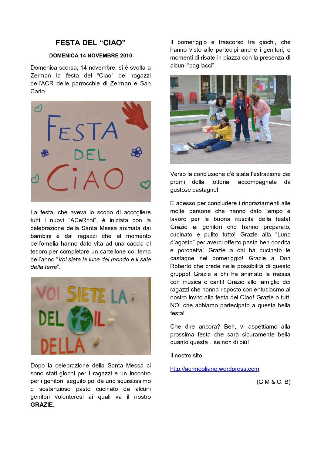43dd7ab9db2d Calaméo - Festa del ciao articolofoglietto