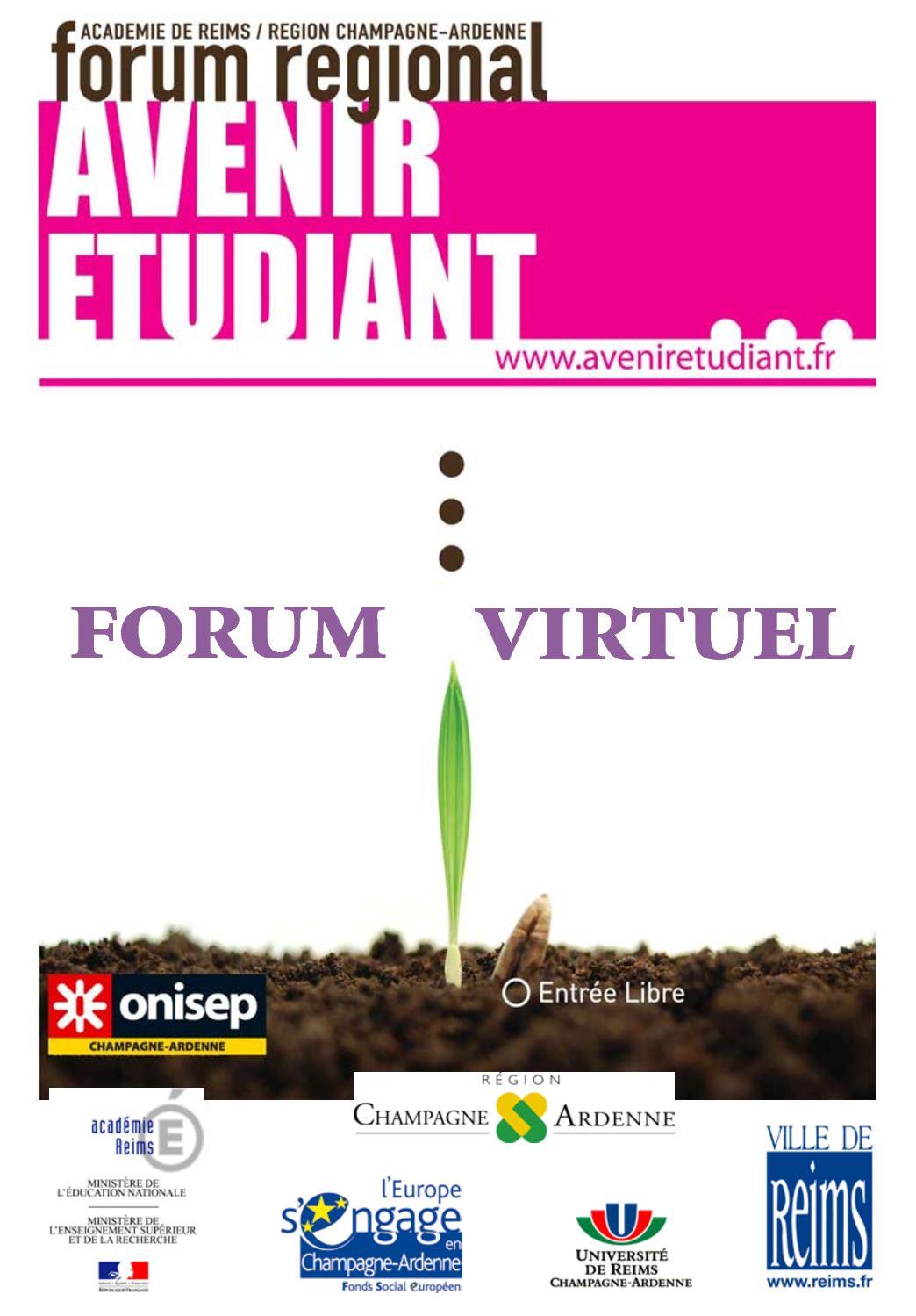 Calaméo Guide De Préparation Forum Virtuel