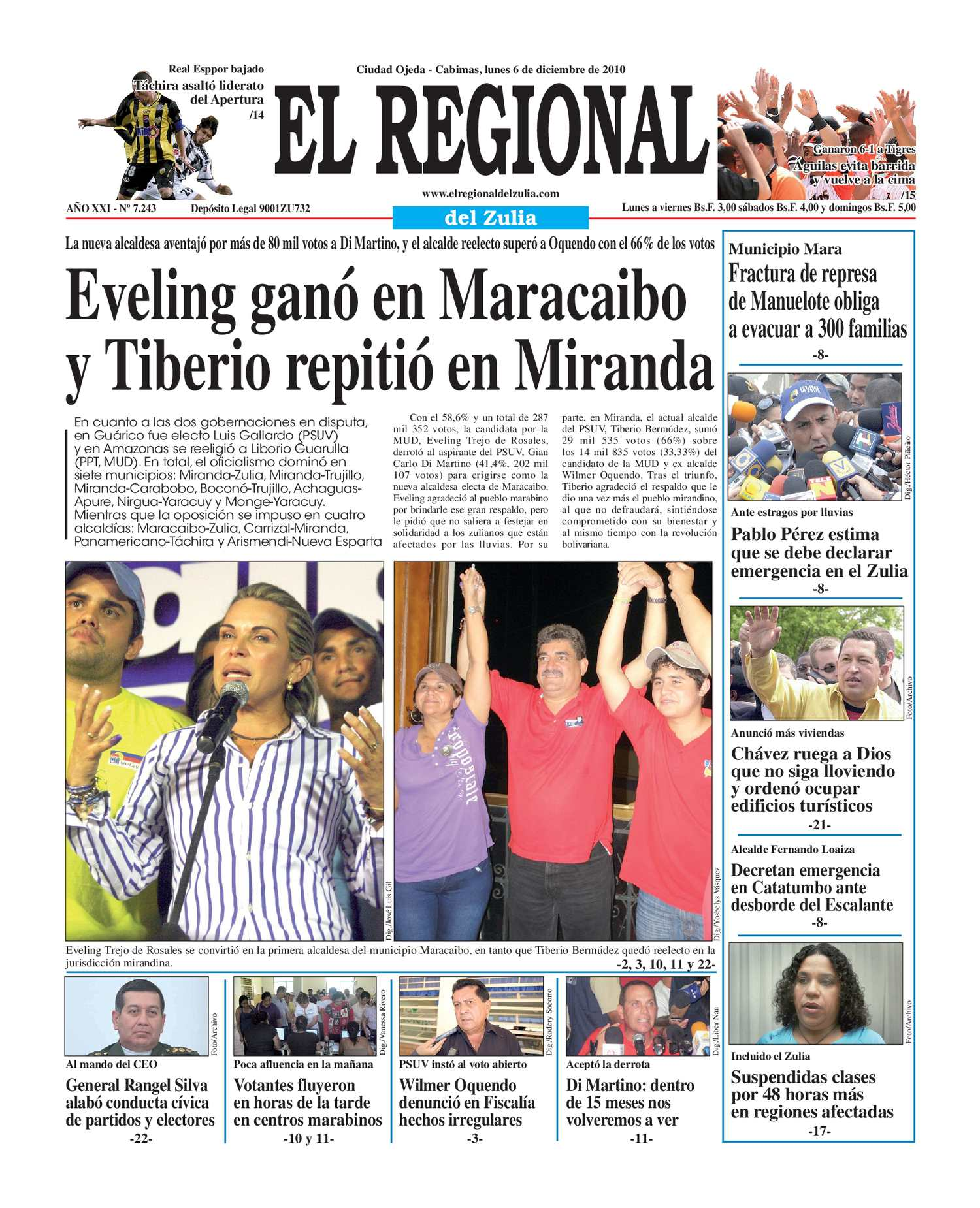 Zulia06 Calaméo Del 2010 El Regional 12 1FlJKc