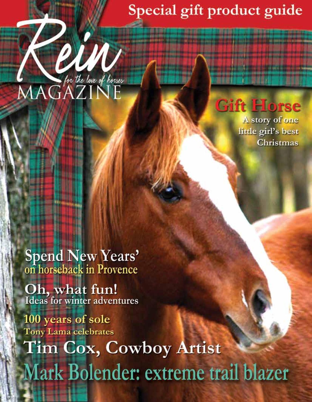 Calaméo Rein Magazine Holiday 2010