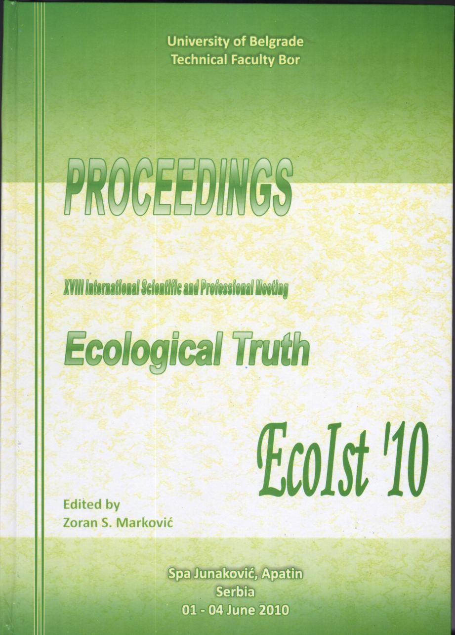 Calameo Proceedings Of The Xviii Scientific And Professional