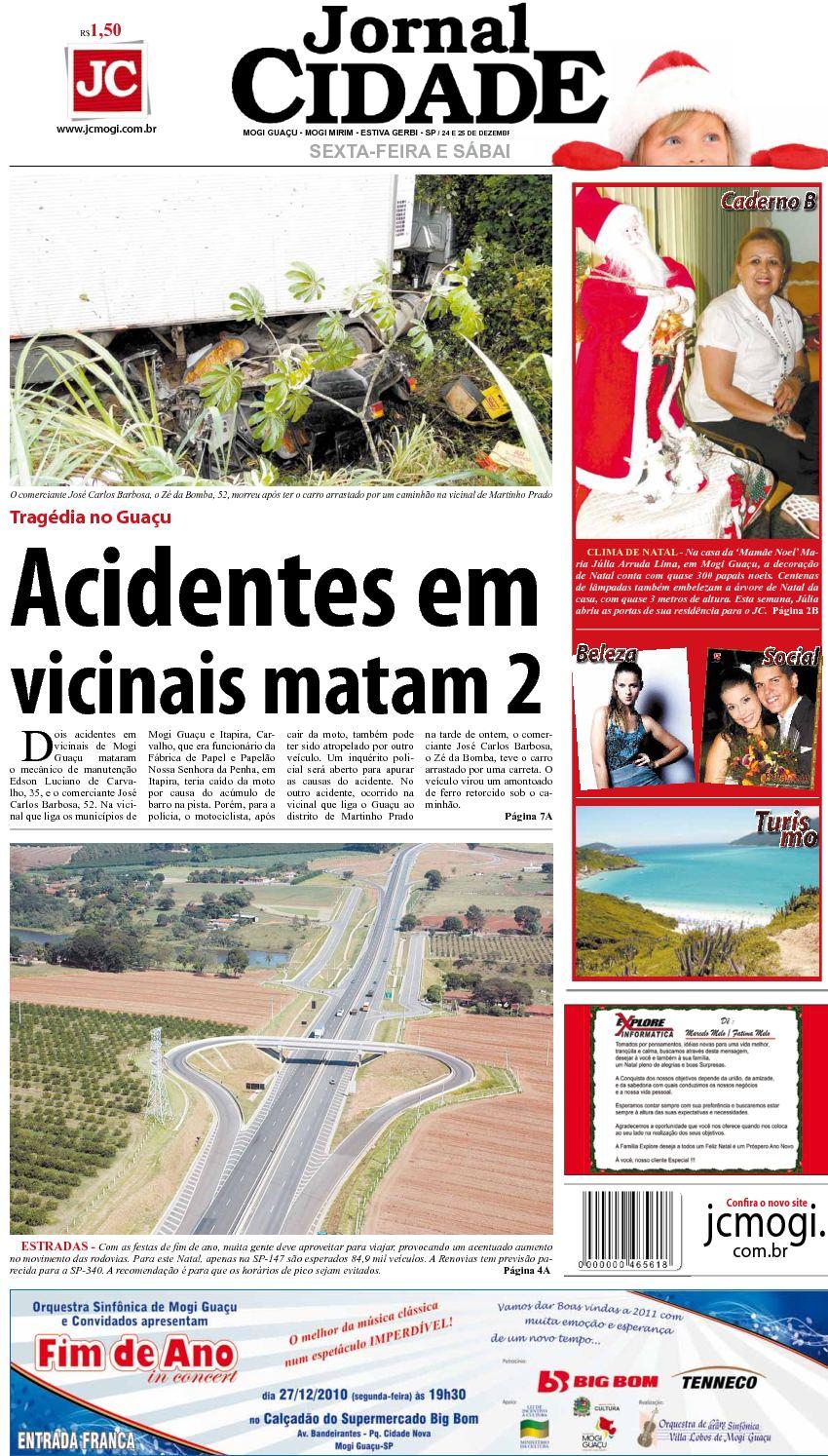 b2d2b382e Calaméo - JC MOGI GUAÇU - 24-12-2010