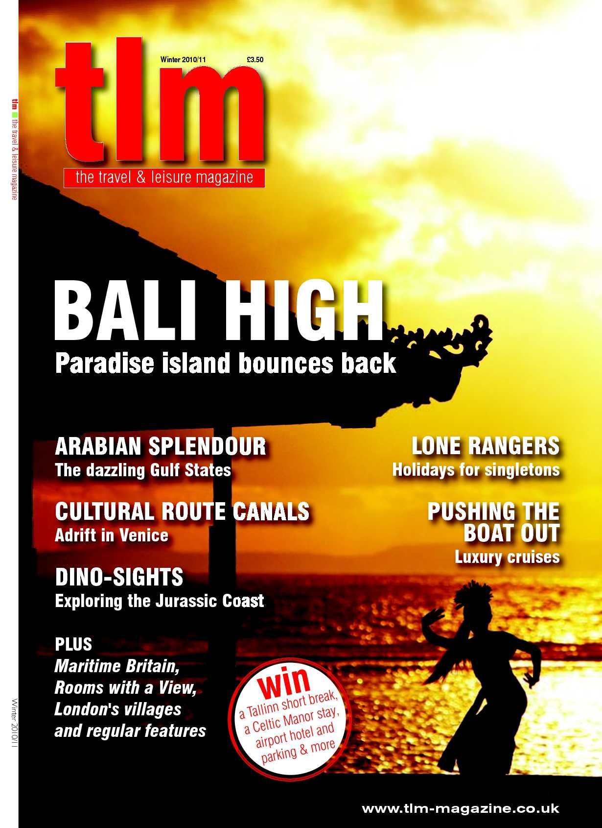 Calamo Tlm The Travel Leisure Magazine Winter 2010 Tenacious Adults Youth Berths International Tall Ships Race Leg