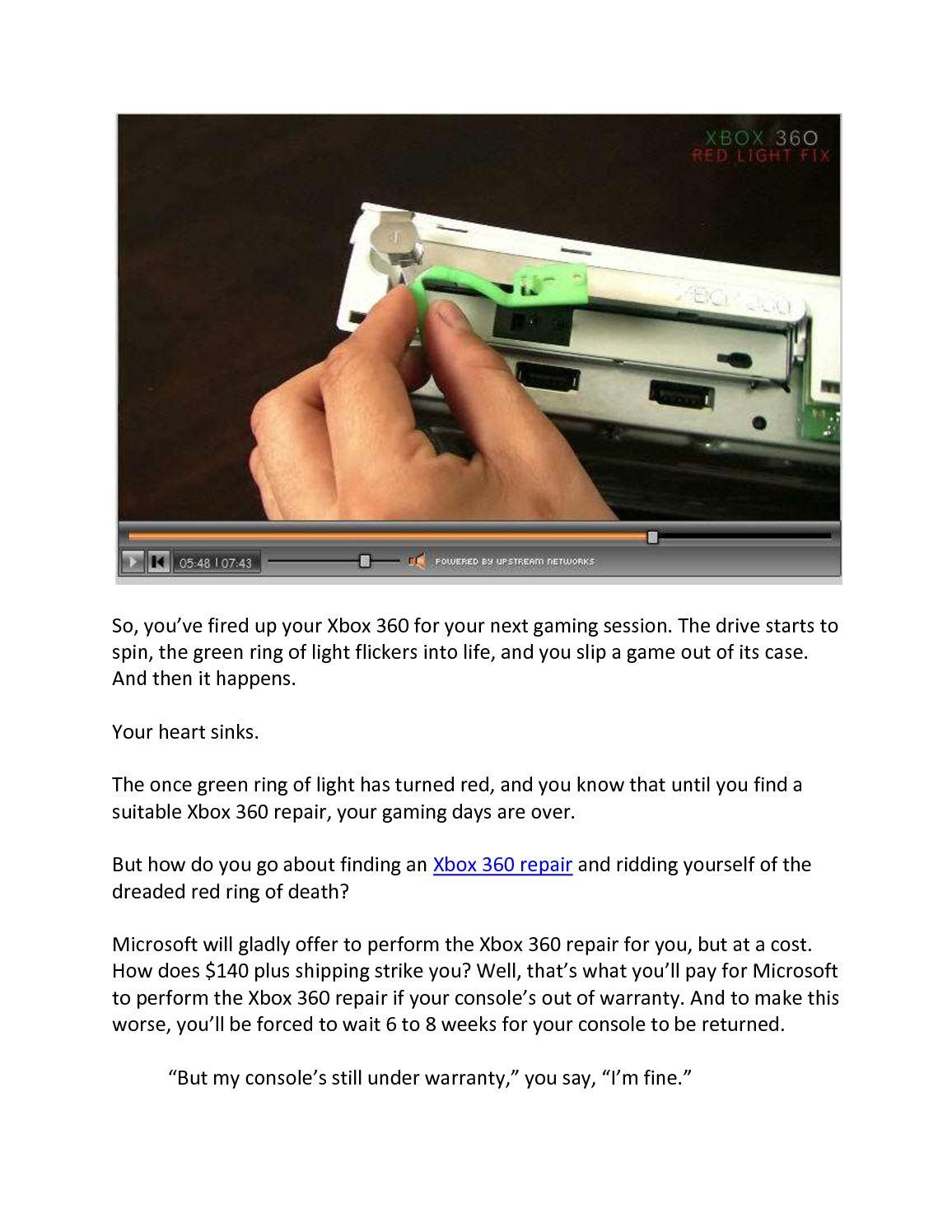 Xbox one controller repair service 1 day turn-around   ebay.
