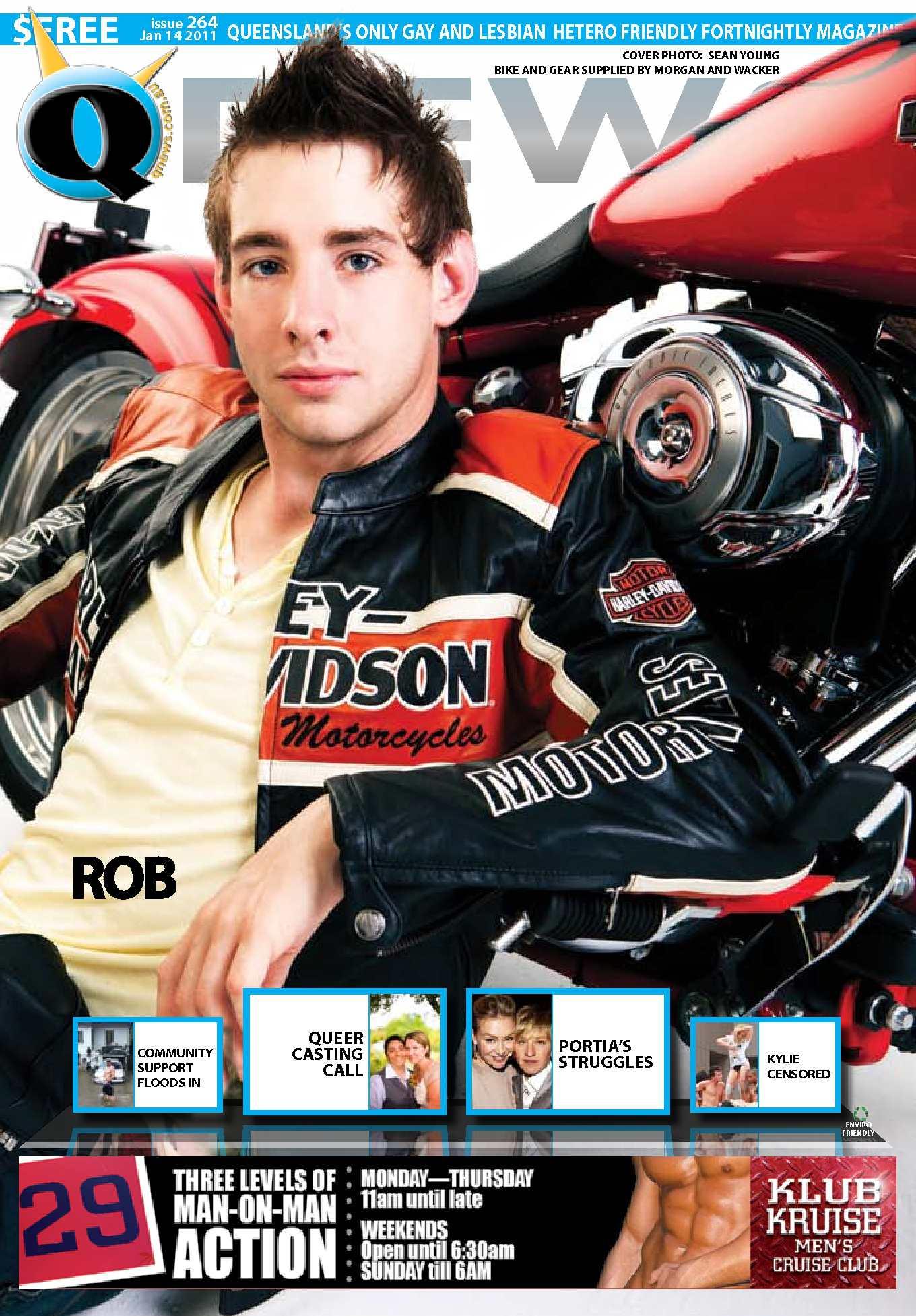 9a16e970ba Calaméo - QNews 264 Magazine Queensland s Gay and Lesbian Publication