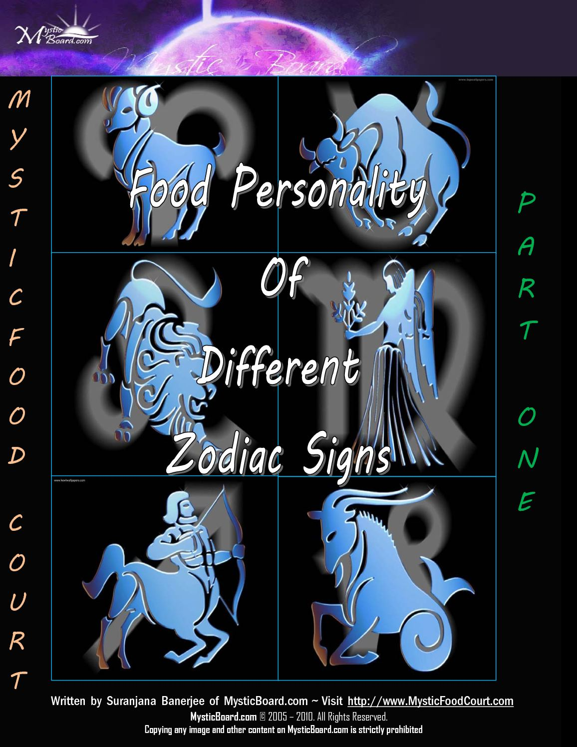 Calaméo - Food Astrology - How Zodiac Signs Determine Your