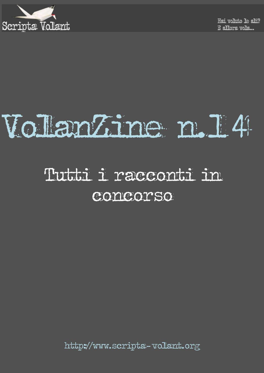 Calaméo - VolanZine n°14  tutti i racconti in concorso 2e0598a5f29