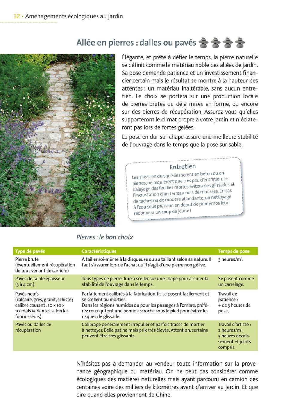 Aménagements écologiques au jardin - CALAMEO Downloader