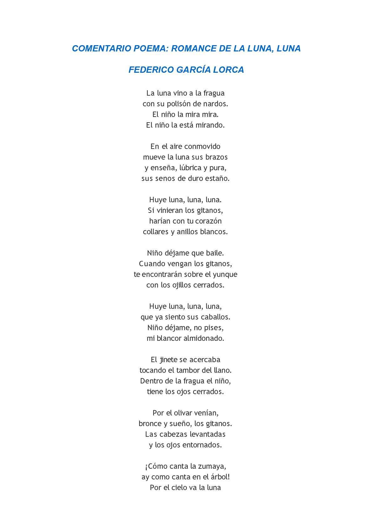 Calaméo Comentario Poema Alba Guimerà