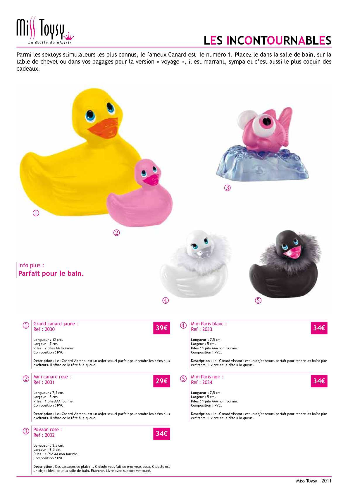 Miss Toysy Catalogue Sextoys Et Cosmetique Calameo Downloader