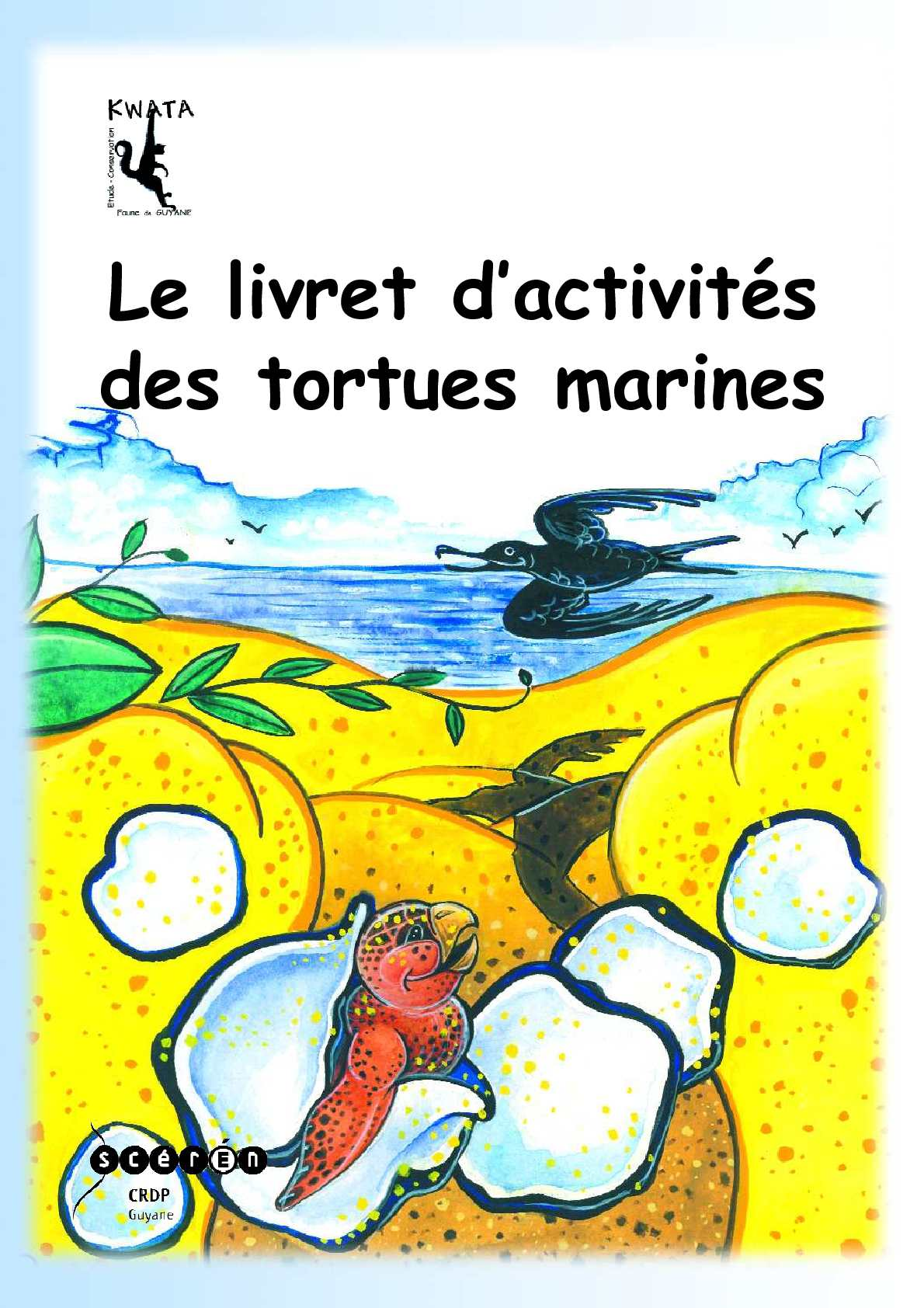 Calaméo - Les tortues marines (extrait)