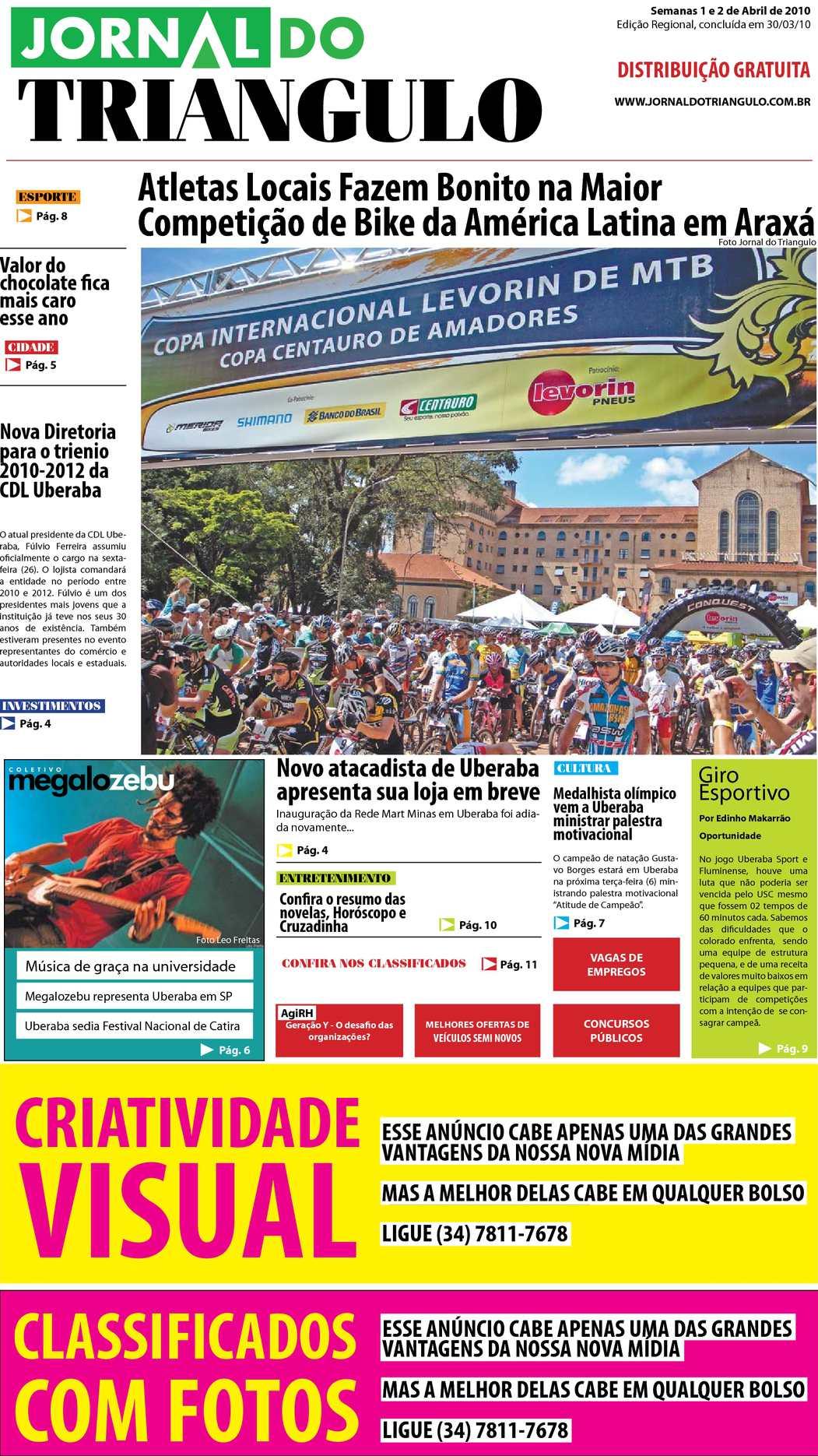 Calaméo Jornal Do Triângulo 3