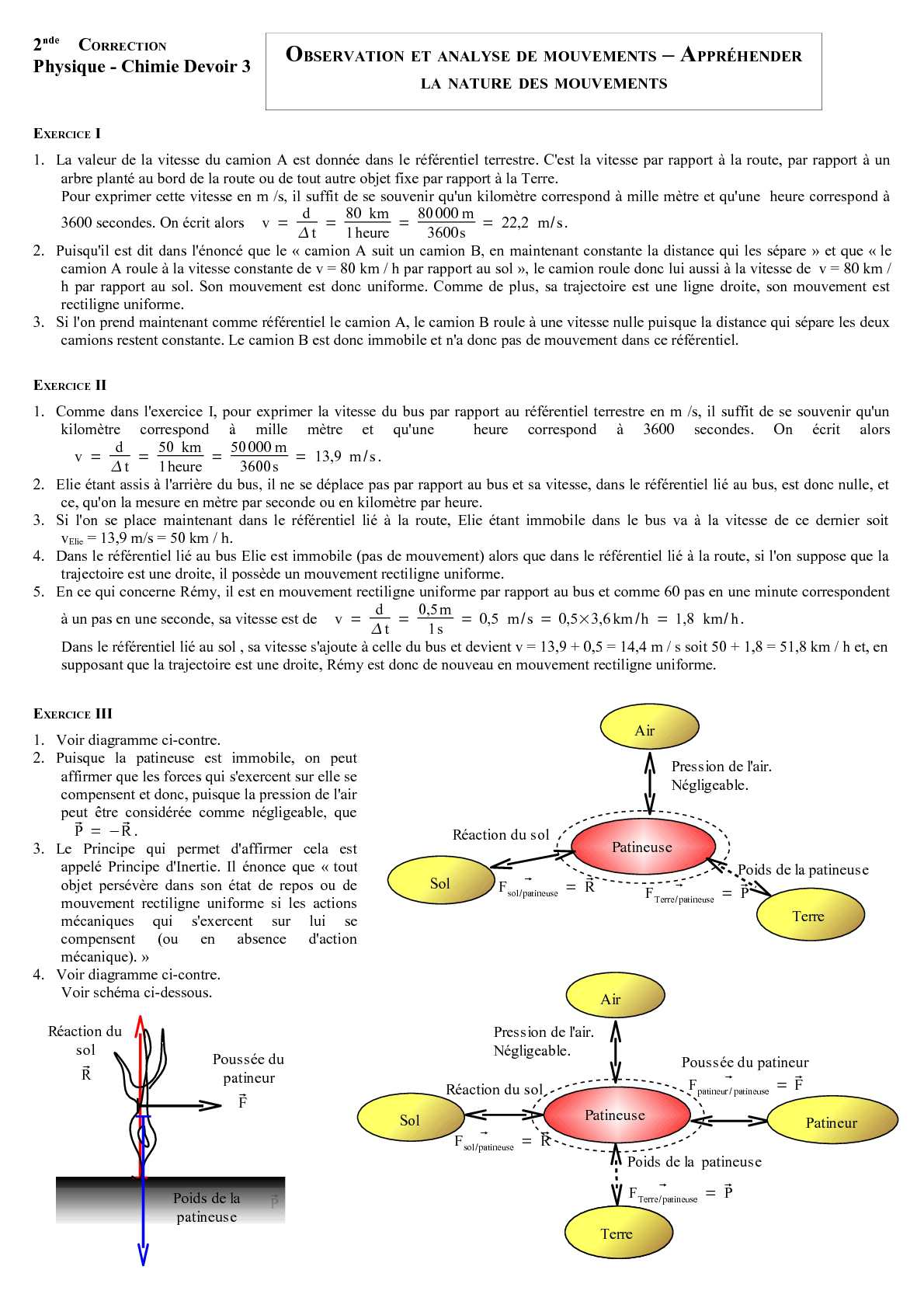 Calaméo - DS 3 - Seconde - Observation et analyse de ...