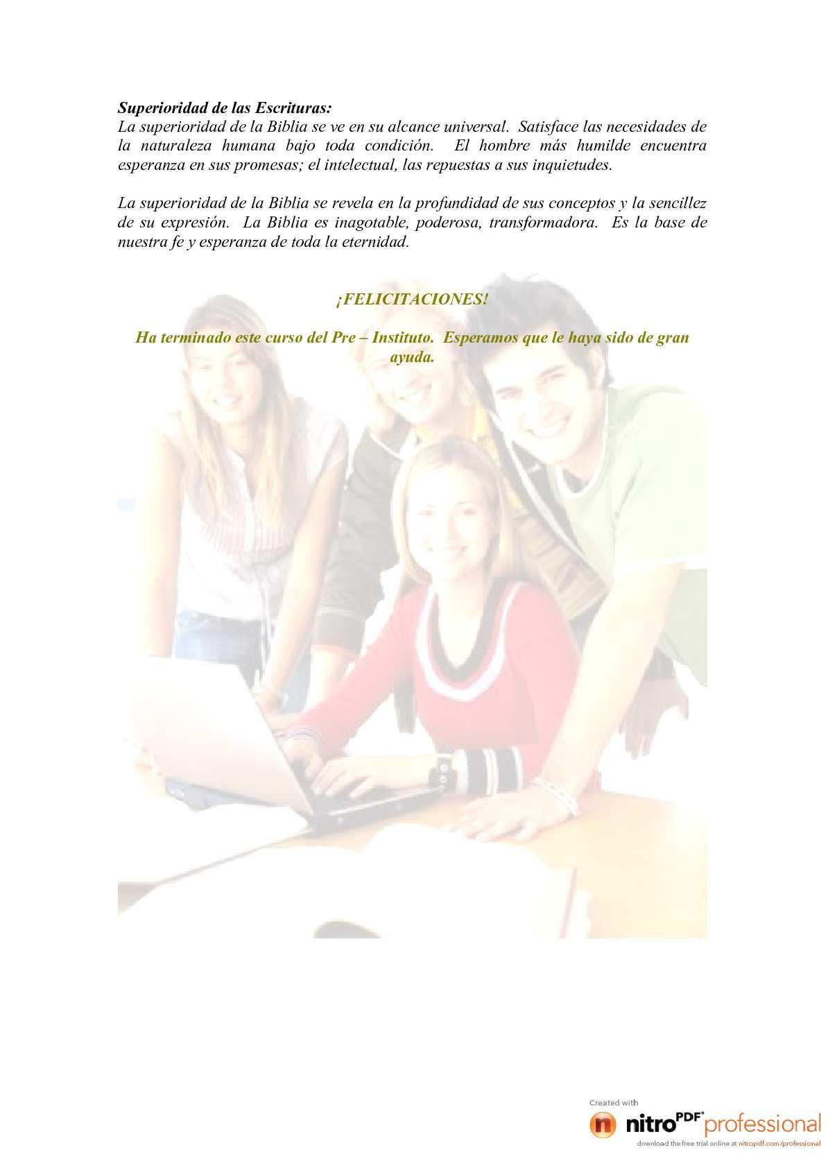 Material para Pre-instituto biblico - CALAMEO Downloader