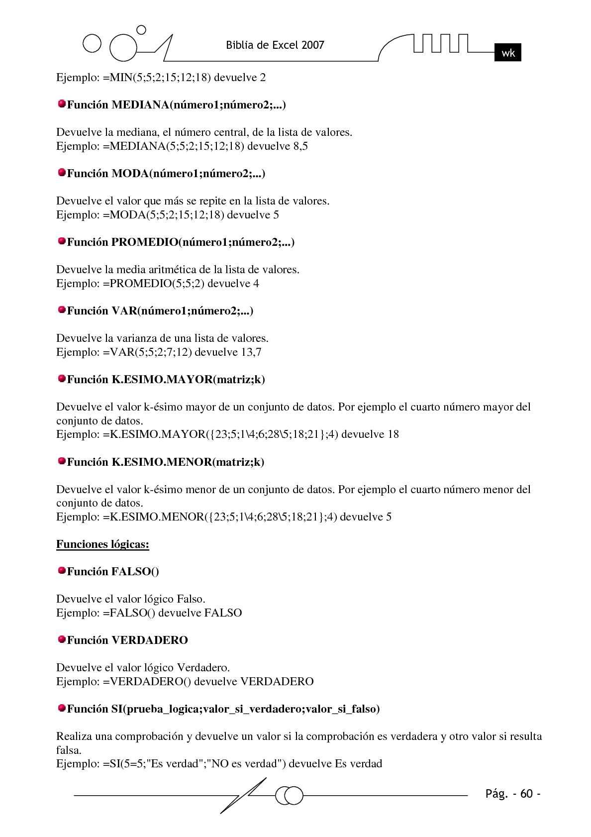La Biblia De Excel 2007 Calameo Downloader