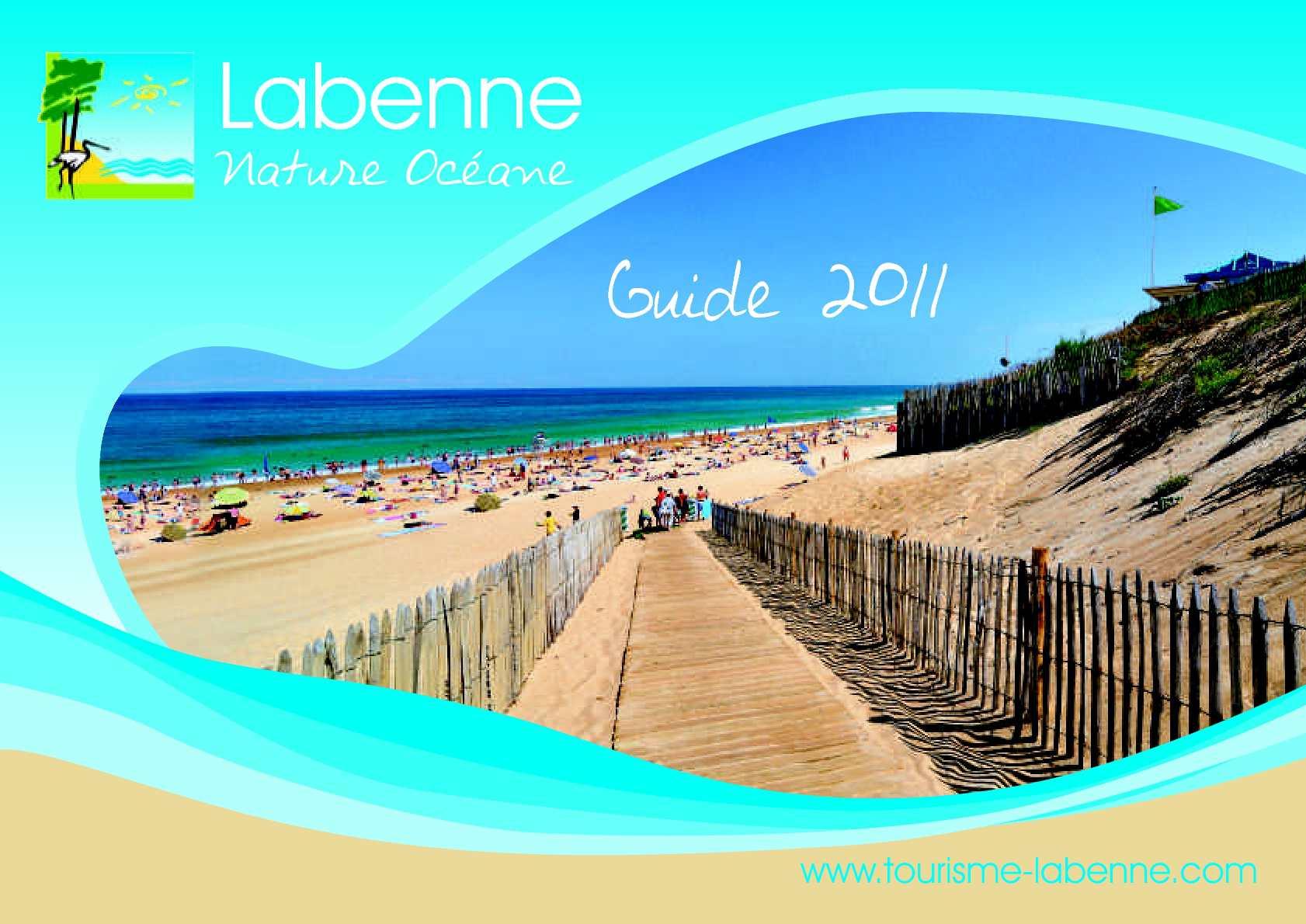 Calam o guide 2011 tourisme labenne landes - Office de tourisme capbreton ...