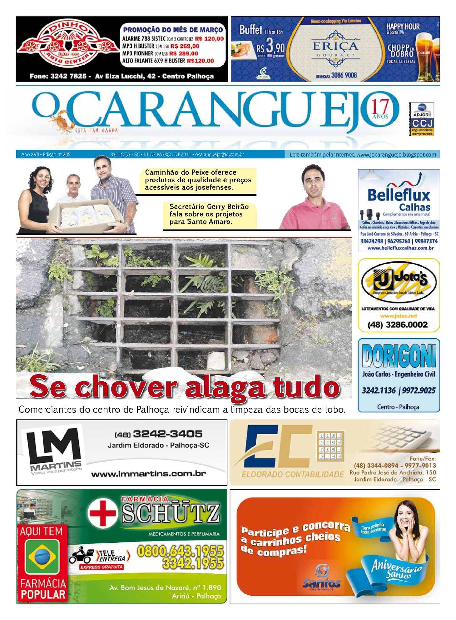 0b31755ae Calaméo - edição 205