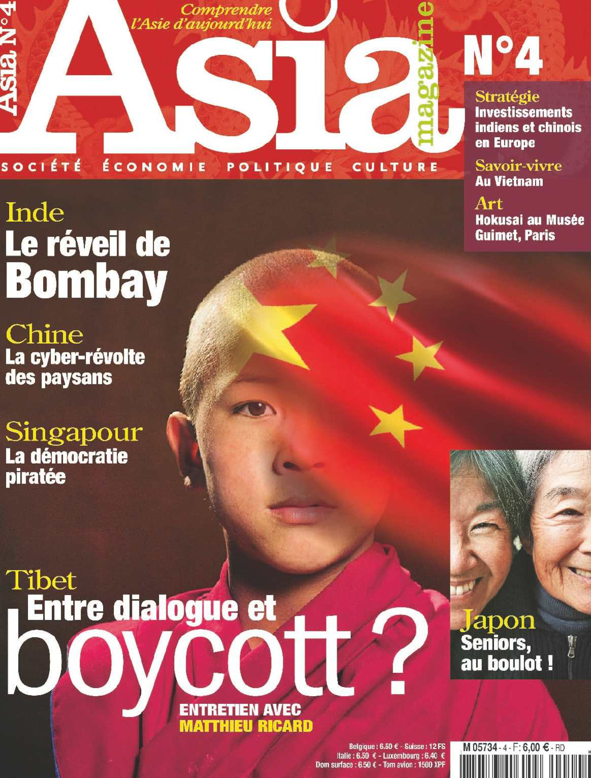 the best attitude 9b2eb 5d680 Calaméo - Asia - N°4 - Comprendre l Asie d aujourd hui