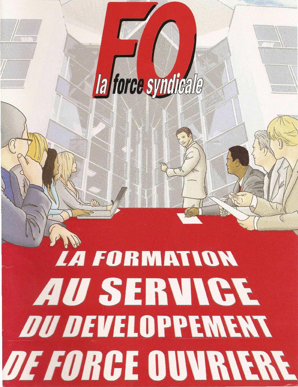 191ea810036 Calaméo - Guide Formation Militants FO