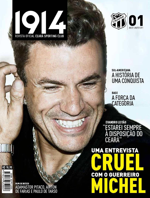 Calaméo - 1914. Revista Oficial do Ceará Sporting Club - 01 92259177e08a5
