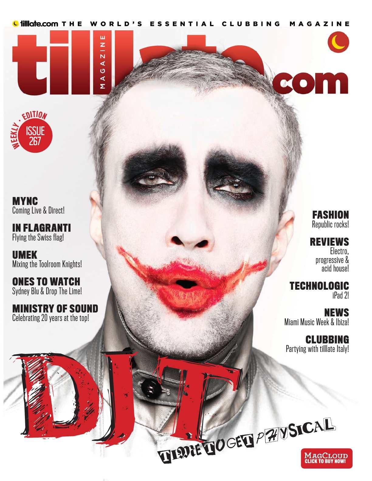 Calaméo - tilllate magazine issue 267 c58240227758d