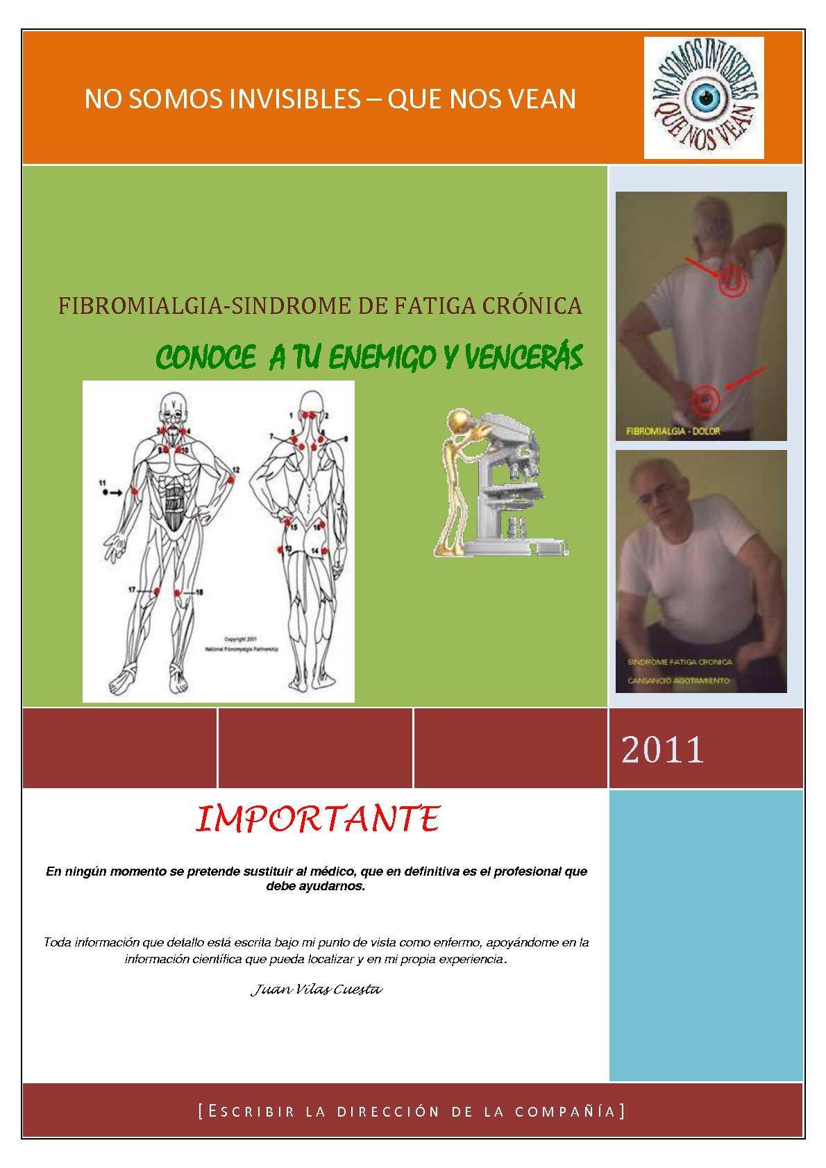 dolor de fibromialgia señala síntomas de diabetes