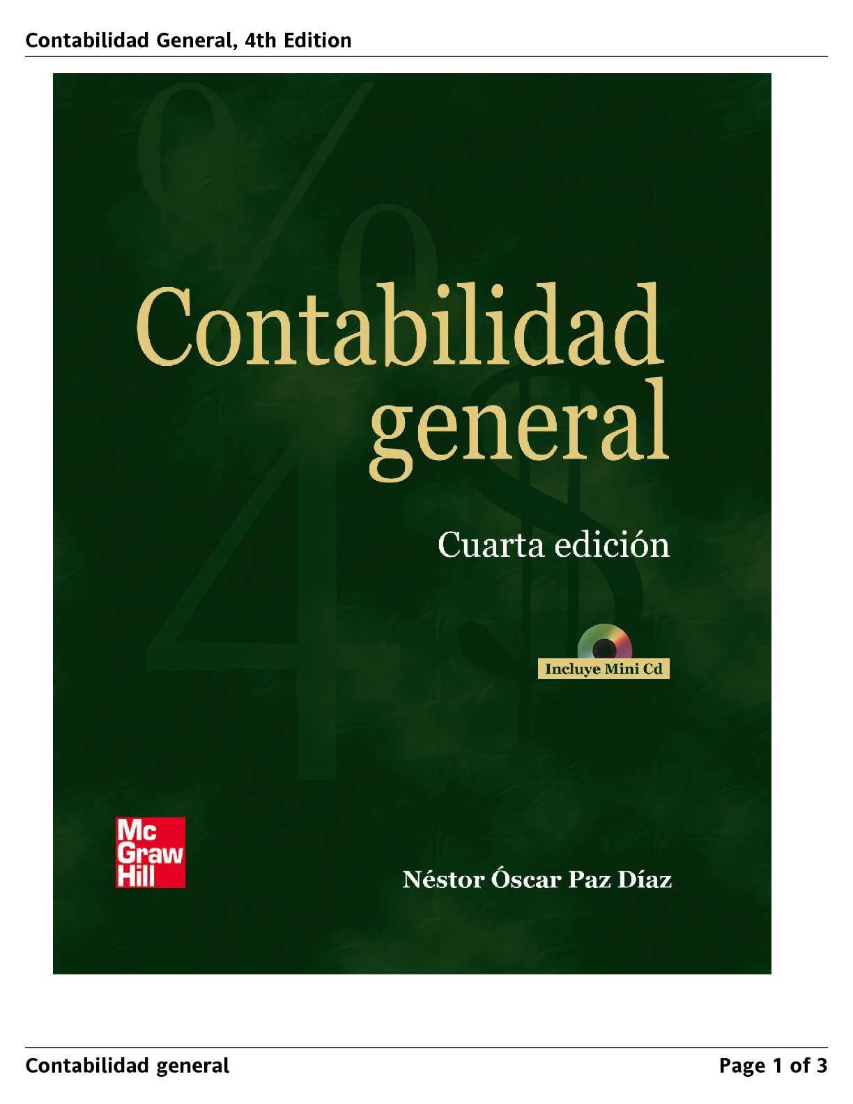 libro contabilidad hotelera pdf