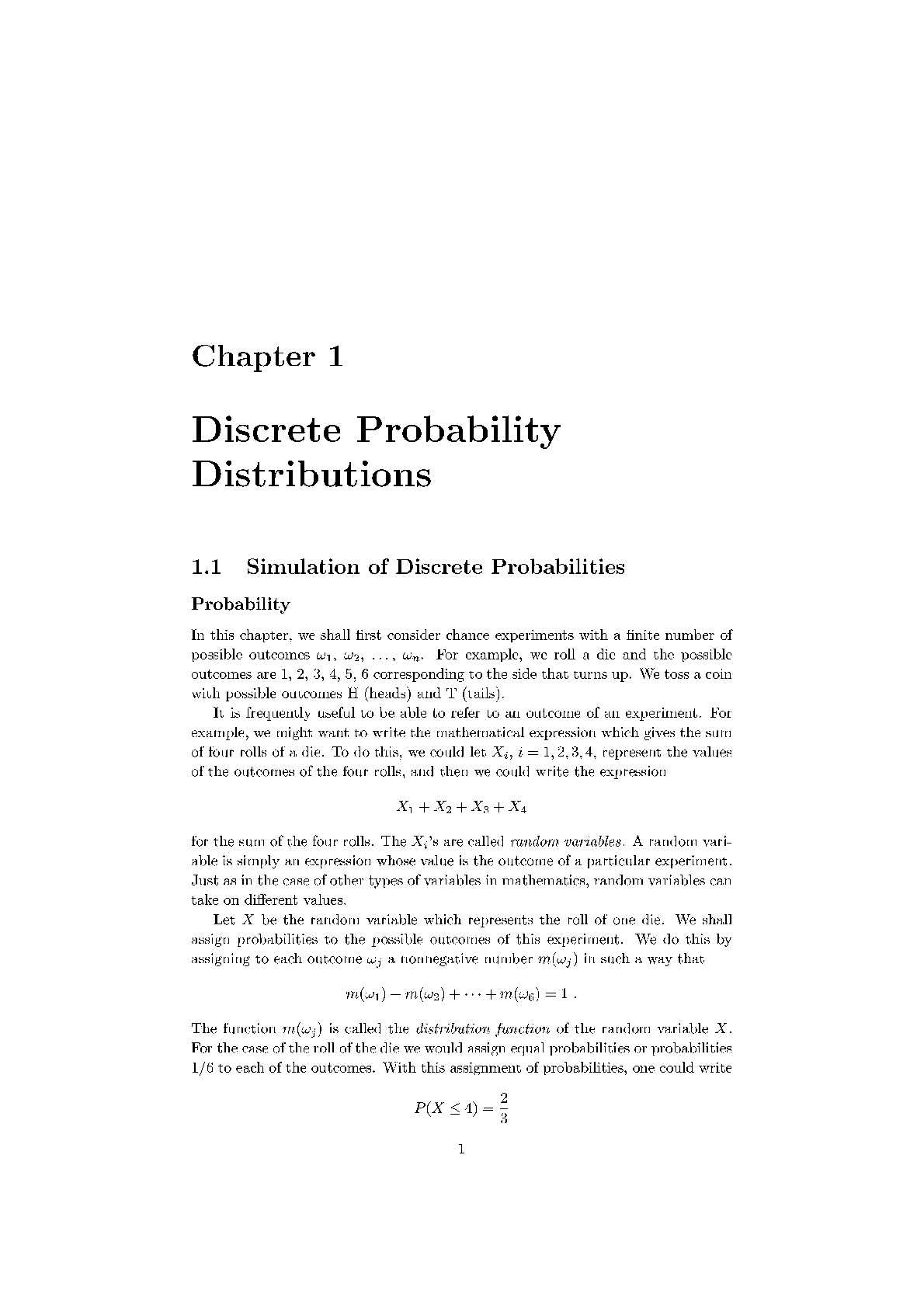 Probability And Statistics Textbook