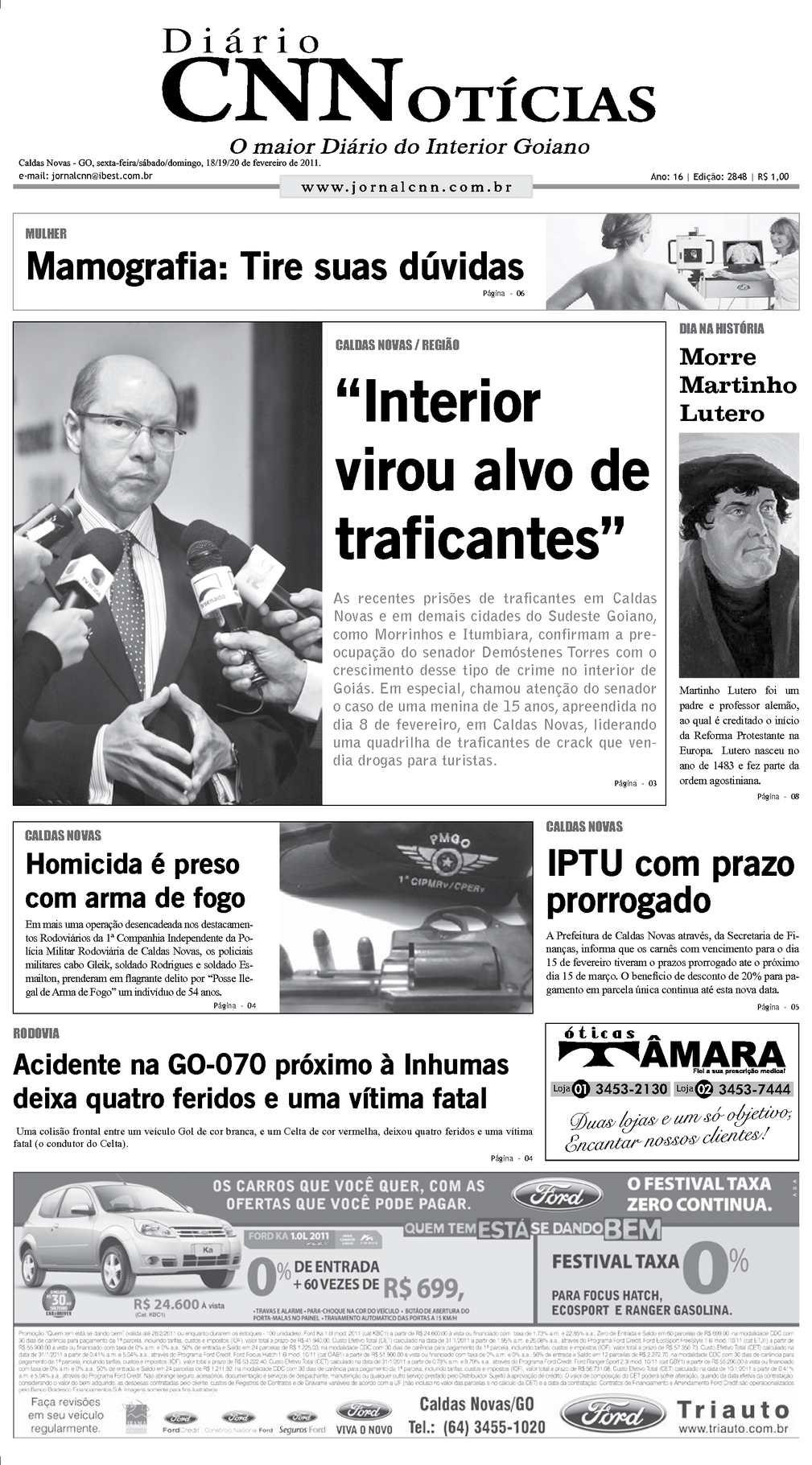Calaméo - Jornal CNNoticias 18 fevereiro de 2011 16233bdbd010d