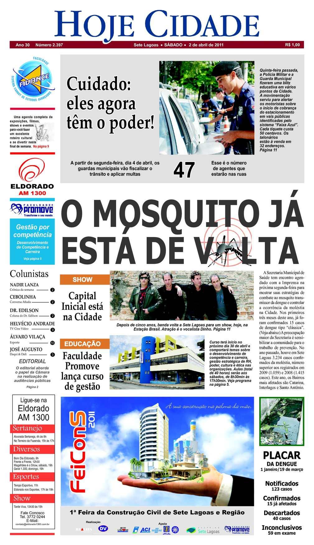 d303d09b8 Calaméo - Jornal Hoje Cidade 02-04-11