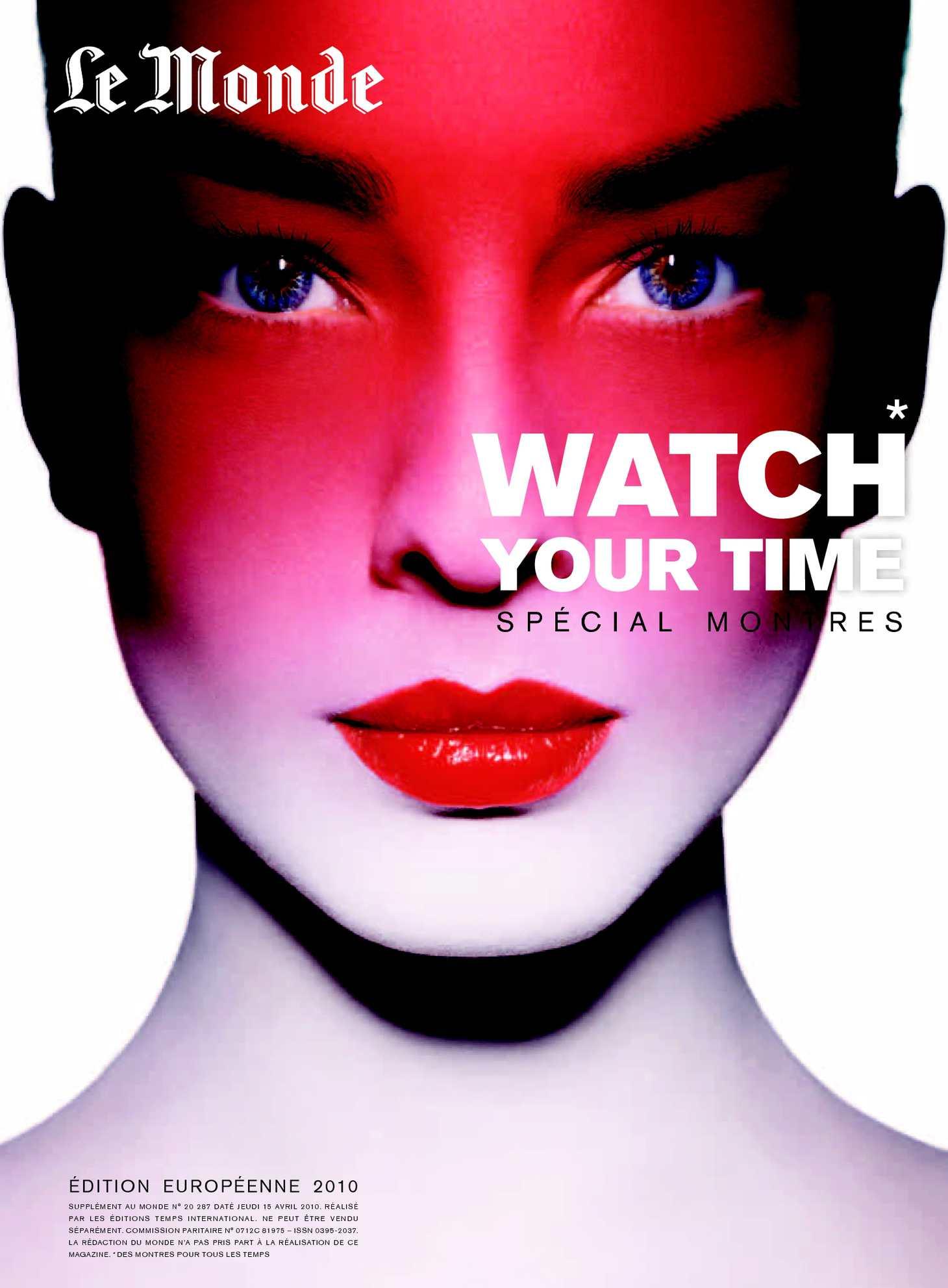 1809069b6cf0 Calaméo - Watch Your Time (Europe   version française)