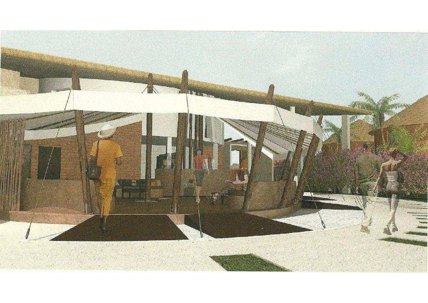Calameo Reconstruction Du Lamantin Beach Resort Spa