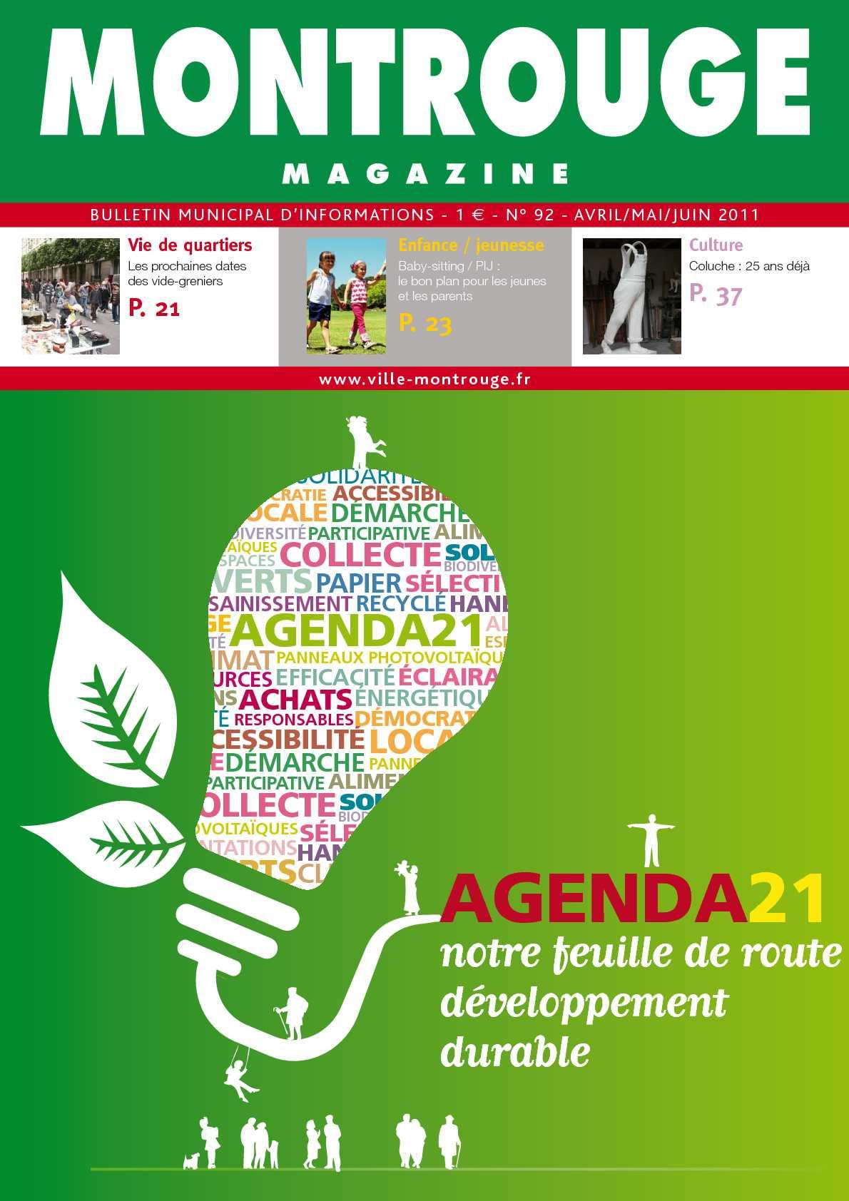 0d7a8d83a1b913 Calaméo - Montrouge Magazine n°92 - avril-mai 2011