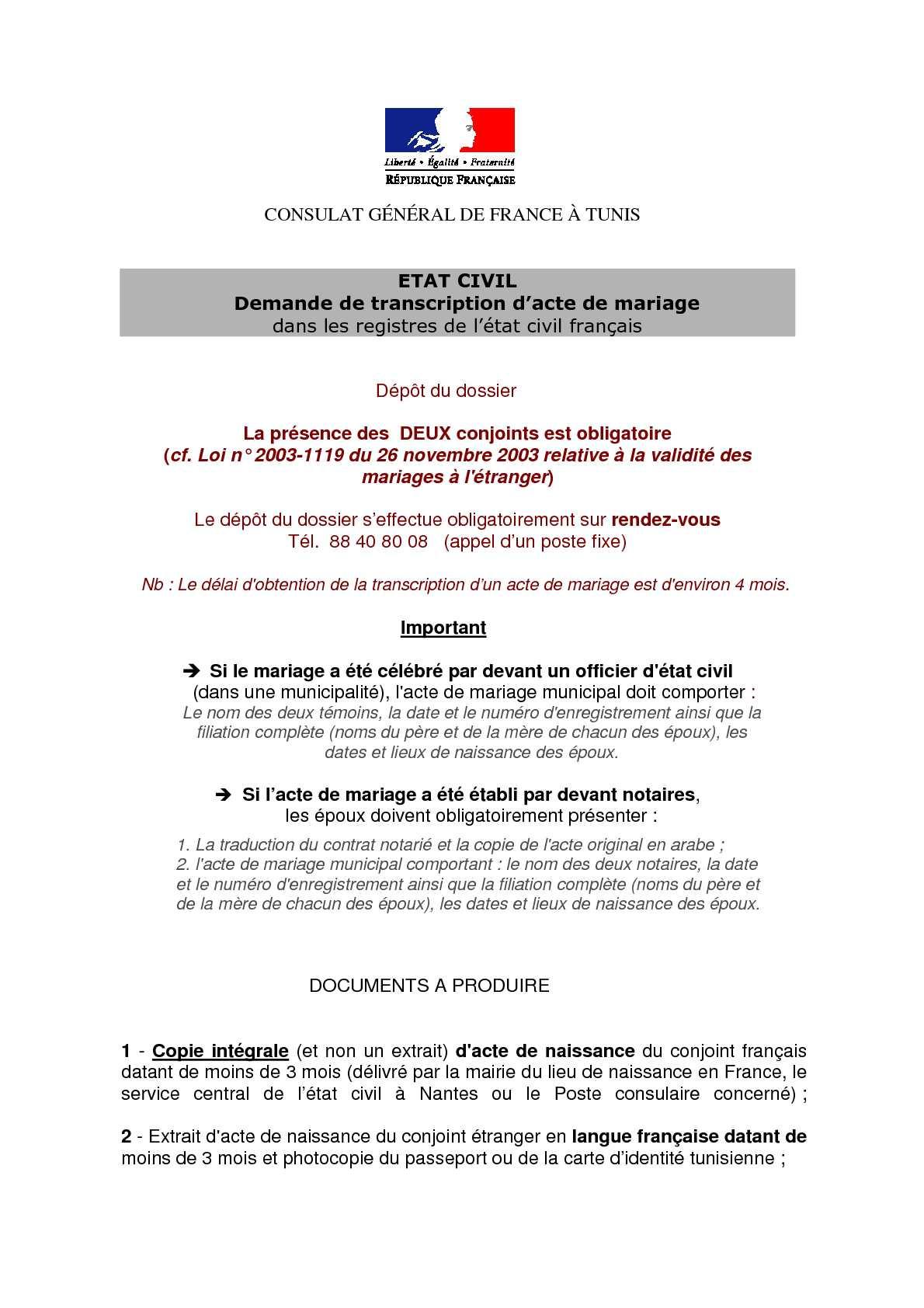 TN lois datant de l'État