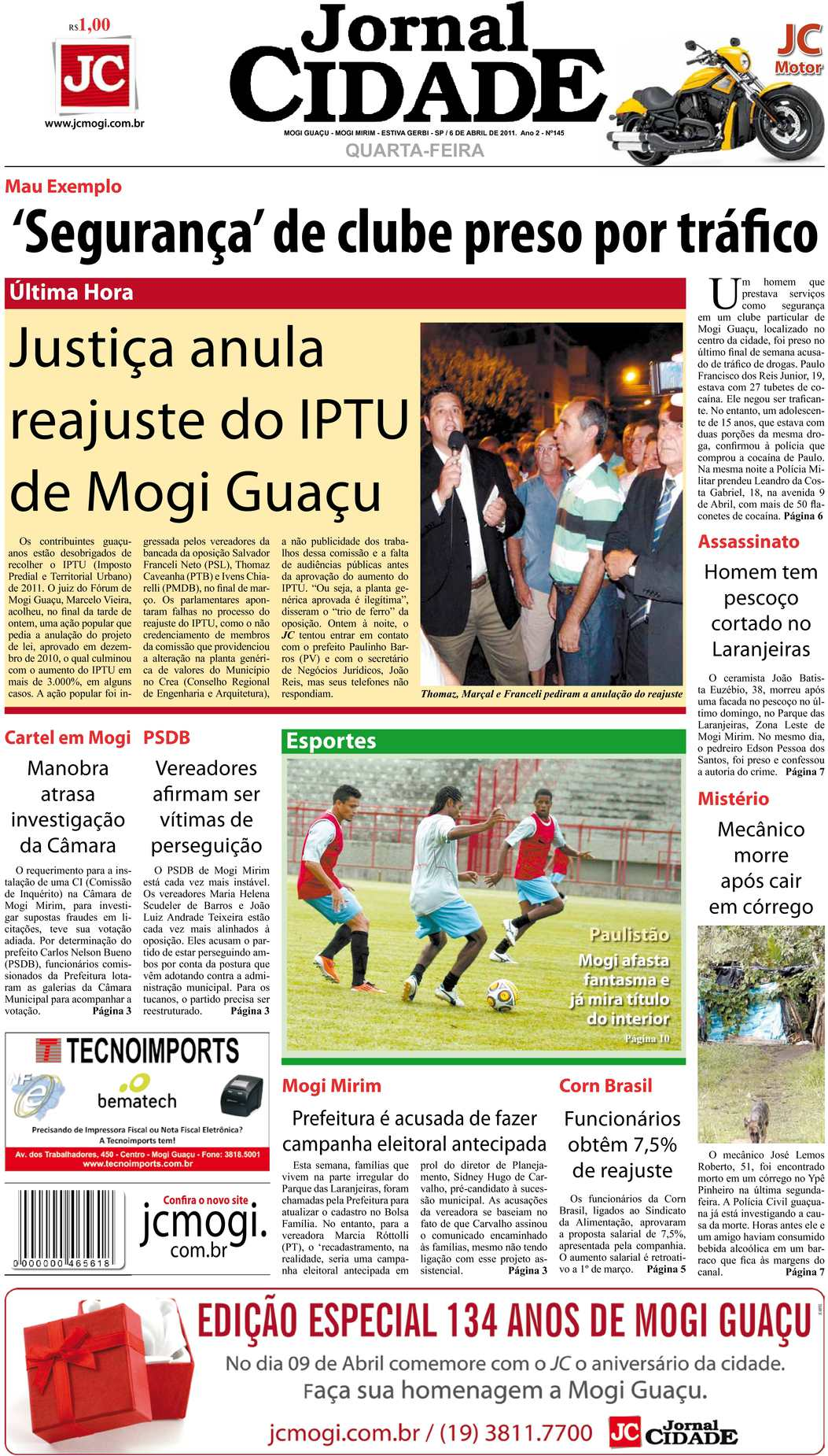 Calaméo - JC MOGI GUAÇU - 06-04-2011 ec3ee0d2de9a3