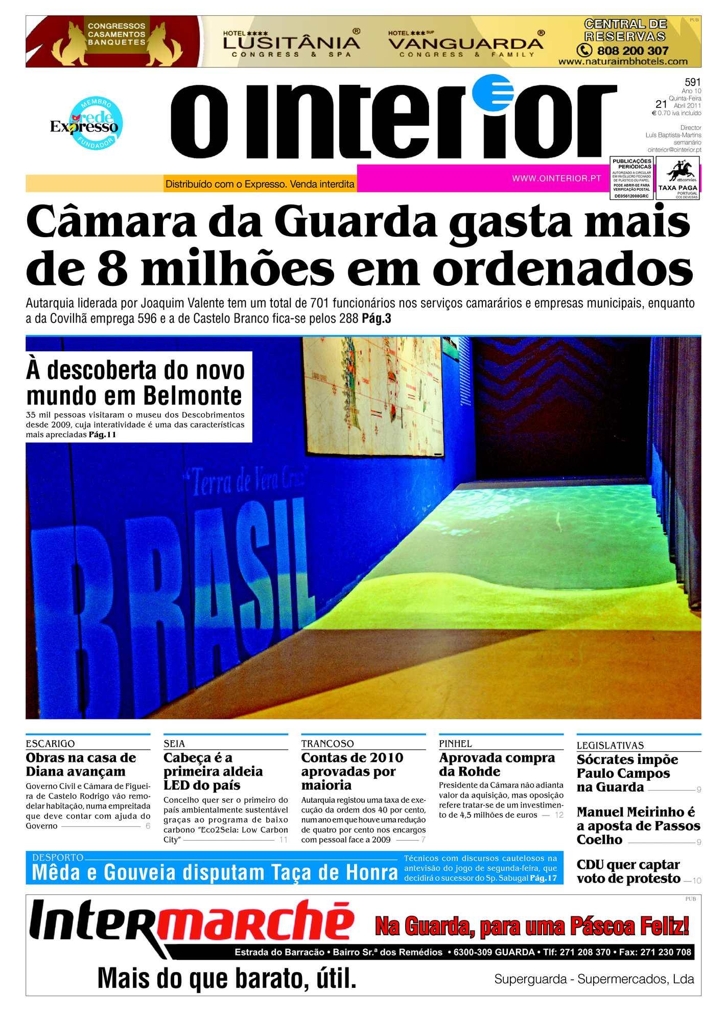 48c2de753b390 Calaméo - Versão Impressa - Ed. 591