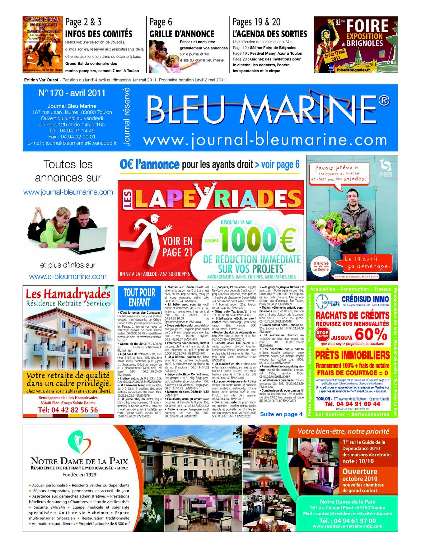 N°170 Marine N°170 Bleu Calaméo Calaméo Journal Journal Bleu Calaméo Marine Journal Bleu VLzpUMGjqS