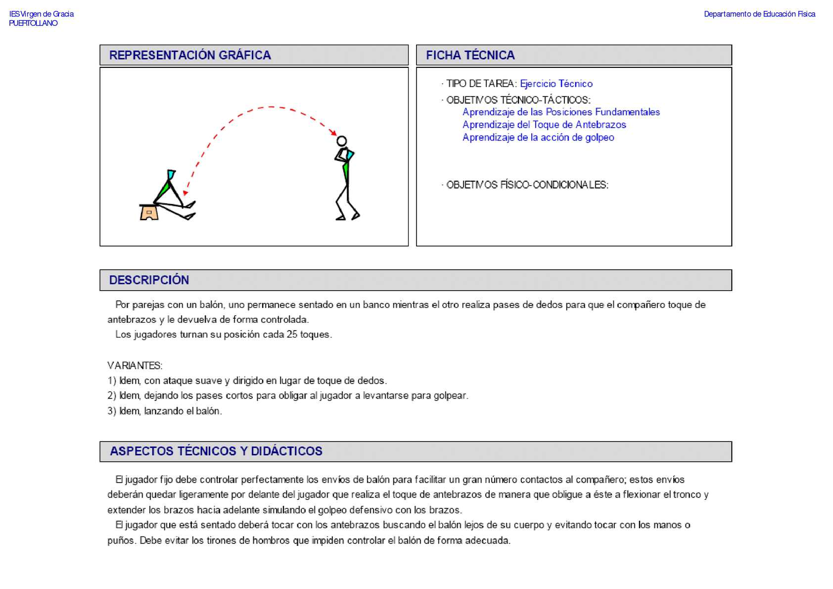bc6578239f VOLEIBOL - Posiciones fundamentales - CALAMEO Downloader